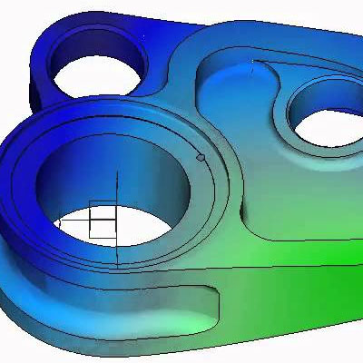 Simulate Mold Filling Analysis