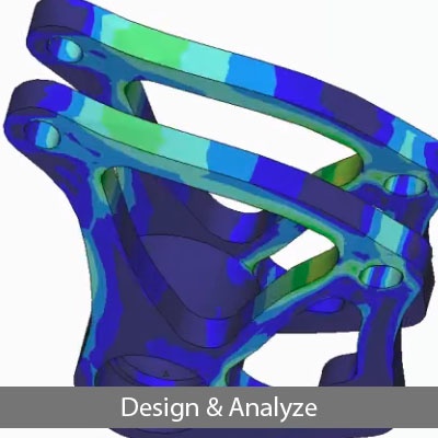 Design & Analyze Simulations